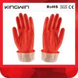 Bonne Quanlity des gants de caoutchouc/ gants de ménage en latex avec Diamond