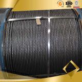 Aufbau-Anwendungs-Pfosten, der dehnbaren PC 7-Wire Strang spannt