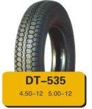 Veerubber, pneu de moto de qualité de Dunlop, prix concurrentiel en Afrique et marché de l'Amérique