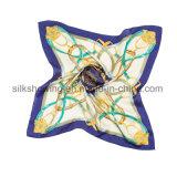 新しい到着の女性のための絹のあや織りのスカーフ