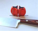 Beweglicher Messerschleifer. Wolfram und keramische Schaufeln für komplettes und genaues schärfendes Esg10143
