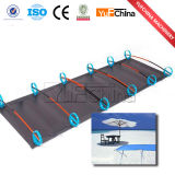 Im Freien Ultra-Light Aluminiumlegierungportable-kampierendes faltendes Bett