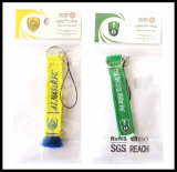 Bandoulière en polyester pour téléphone cellulaire Flash Drive USB