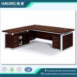Mesa de madeira moderna para a venda, mesa da mobília de escritório do executivo do escritório