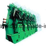 Провод типа подвижного состава с возможностью горячей замены стержня мельницей