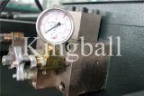 Hydraulisches CNC-Pendel-scherende Maschine (QC12K Serie), faltende Maschine, Scherblock