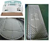 Пластичная машина дуновения таблицы отливая в форму