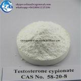 Injectie CAS van Cypionate van de test de Anabole Steroid: 58-20-8 testosteron Cypionate
