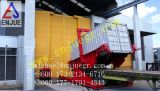 ローディングおよび荷を下すことのための20FT 40FTのトレーラーの容器のTilter
