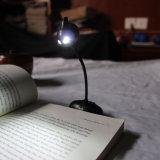 Lâmpada LED USB de noite flexível para leitura de laptop