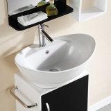 Vanità moderna/Governo della stanza da bagno del PVC di stile degli articoli sanitari