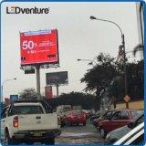Pantalla gigante al aire libre a todo color del LED de Video en Publicidad