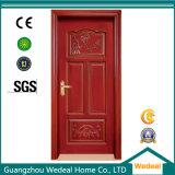 Подгоняйте нутряную прокатанную PVC дверь картины MDF
