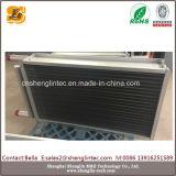 Échangeur de chaleur à eau de cuivre à eau pour refroidissement industriel