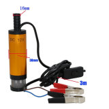 12V Car Diesel Fuel Water Oil Transfer Submersible Pump