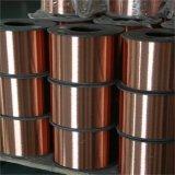 40A, 40hs, fio de aço folheado de cobre de 40ehs CCS no cilindro de madeira