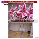 Künstliche Blumen-Silk kugelförmige Kopf-Massenhauptpartei-Hochzeits-Dekor (G8096)