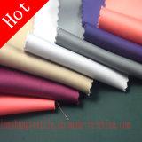 Tessuto del raso del poliestere dello Spandex di leggerezza per la tenda del cappotto di vestito