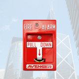 As3001-00 Post van de Trekkracht van de Actie van het Brandalarm de Enige Adresseerbare