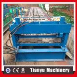 鋼鉄によって艶をかけられる橋床のタイルは機械を形作ることを冷間圧延する