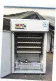 Incubatrice automatica dell'uovo del pollame industriale per 352 uova