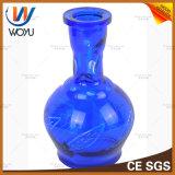 Conduite d'eau bleue de Shisha d'agate de Drak