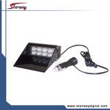 Фонарь освещения панели приборной панели загорается предупреждающий светодиод (LED65)