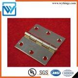 3 de Hardware van het Deurhengsel van het Malplaatje van de duim Met Ul- Certificaat