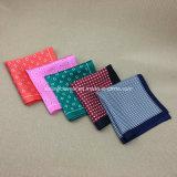 カスタムプリントポケットは人のための絹を平方する