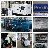 Silencioso generador 9kVA / 7kw 20kVA / 16kW Reino Unido Perkins Diesel grupo electrógeno