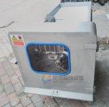 De grote Scherpe Machine van Dicer van de Kubus van het Vlees van het Roestvrij staal van het Type Automatische