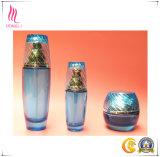 中国の製造業者のガラスビンおよびクリームの瓶の多彩な化粧品セット