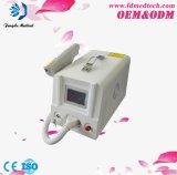 Haut-Tätowierung-Abbau-Laser-Maschine der Energie-10-2000mj Q-Switched