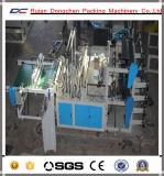 Automatischer biodegradierbarer unterer Dichtungs-Abfall-Plastikbeutel, der Maschine (DC-B, herstellt)