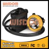 La sagesse a amélioré la lampe d'extraction reconnue par Atex de lampe de DEL, phare de RoHS DEL