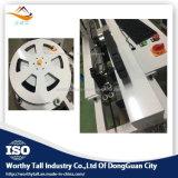 Automatische Stahlrichtlinie, Messer-verbiegende Maschine in Ecuador, Brasilien, Peru, Bolivien, Uruguay