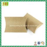 ギフトの包装のための枕形のクラフト紙袋