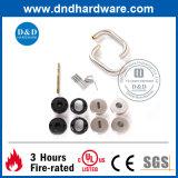 Ручка двери пластичного основания высокого качества для двери металла (DDPL005)