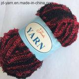 Fancy Boucle Yarn hilo de mano Jd9780
