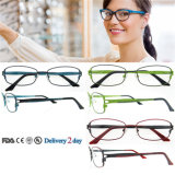 Vetri ottici popolari della montatura per occhiali degli occhiali