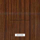 1mwidthドア項目および車の部品Bds3307のための木パターン水転送の印刷のフィルム