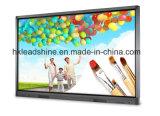 сенсорный экран иК 75inch 10points взаимодействующий для образования