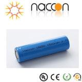 La potenza della batteria del litio fornisce 18650 1500mAh ricaricabili per la Banca di potere