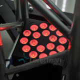 18PCS 10W RGBW DMX LED NENNWERT Lampe für Stadium