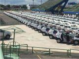 20X 급상승 1000tvl 와이퍼 차량에 의하여 거치되는 PTZ 사진기