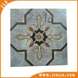azulejo de suelo de cerámica esmaltado blanco de la porcelana Polished 3D de China