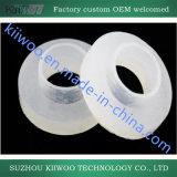 Подгонянная шайба силиконовой резины отлитая в форму