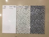 12'x16' de grado AAA Mosaico impermeable mirar el cuarto de baño Azulejos de cerámica