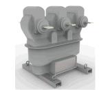 Jlszx8-12W trifásico Cycloaliphatic Exterior de vazamento de resina epóxi transformador combinado