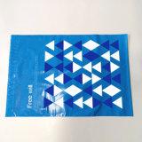 Custom печатается пластиковой упаковки одежды конверт PE упаковочный мешок